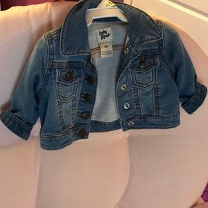 Baby Bhosh denim jacket (unisex)
